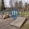 Parcours Sportif - Lahti - Suopursunpuisto fitness corner