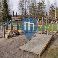 Outdoor-Fitnessstudio - Lahti - Suopursunpuisto fitness corner