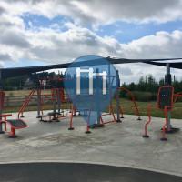 Hamilton - Fitness Facility - Hamilton North Outdoor gym