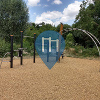 Эрбле - уличных спорт площадка - Chemin de Halage