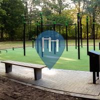 Гютерсло - Воркаут площадка - Mohns Park