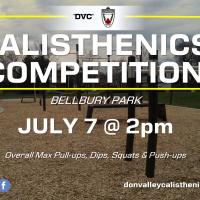 Calisthenics Competition