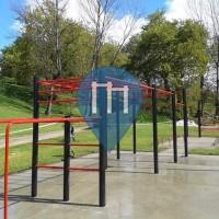 Guimarães - Parque Calistenia - Parque Ca Cidade