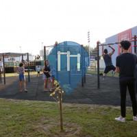 São Victor - Parque Calistenia - R. da Fábrica