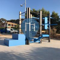 Six-Fours-les-Plages - Parcours Sportif - Aire de sport en accès libre