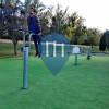 Бланьяк - уличных спорт площадка - Parc du ramier