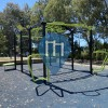 Parc Street Workout - Brisbane - Calisthenics Gym Captain Cook Parade Park