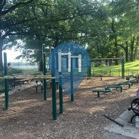 Parcours Sportif - New York - Outdoor Gym Fort Independence park