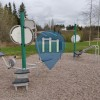 Gimnasio al aire libre - Kenttäpuisto exercise park - Lahti
