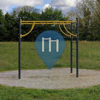 Calisthenics Gym - Seregno - Parco 2 giugno alla Porada