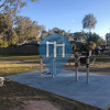 Calisthenics Facility - Brisbane - Outdoor Fitness Hyde Park - Regents Park
