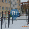 Novosibirsk - 徒手健身公园 - Новосибирский государственный аграрный университет