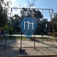 Ciudad López Mateos - Exercise Park - Barras De Lomas del Cona