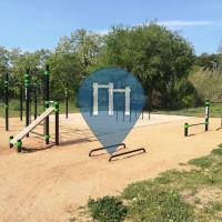 徒手健身公园 - 拉加里加 - BarPRO La Garriga Street Workout PARC