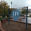Tirana - Outdoor Exercise Gym - Parku i Madh Kodrat e Liqenit