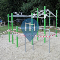 Сушице - Воркаут площадка - Koupaliště