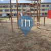 Barra per trazioni all'aperto - Inari - Outdoor Fitness Inari school