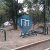 Chapultepec - Street Workout Park - Las de sotelo
