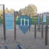 Prievidza - Gimnasio al aire libre - Mestský park