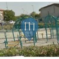 屈尼奥 - 徒手健身公园 - Place du Vivier