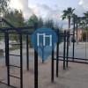 Бонрепос-и-Мирамбель - уличных спорт площадка - Av. Ernest Lluch Marti