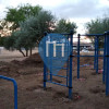 Novés - Parque Calistenia - Calle Ronda Dalí