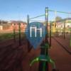 比奧托爾巴吉 - 徒手健身公园 - Calisthenics-Park Biatorbàgy