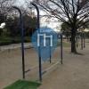 Amagasaki - Outdoor-Fitnessplatz - Odaminami Park