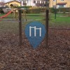 Exercise Park - Caldonazzo - Push up bars Caldonazzo