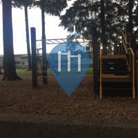 Portland - Monkey Bar - Creston Park