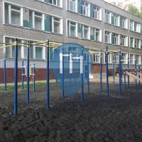 Уфа - Воркаут площадка
