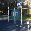 North Narrabeen - Outdoor Exercise Gym - Bilarong Reserve