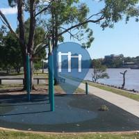 Brisbane - Trimm Dich Pfad - Orleigh Park