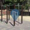Riccione - Calisthenics Exercise Stations - Parco della Resistenza