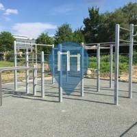 Braunschweig - Calisthenics Park - Westpark