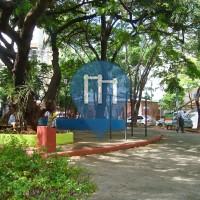 Belo Horizonte - Calisthenics Geräte - Paróquia Santíssima Trindade