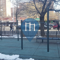 New York City - Fitness Park - Fred Samuel Playground