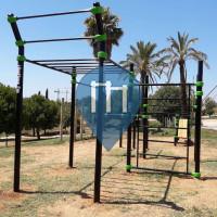 Sitges - Parc Street Workout - Parc de Can Robert