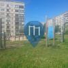 Riga - Outdoor Fitness Anlage - Ziepniekkalns