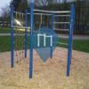 Гестланд - уличных спорт площадка - Oberschule Langen Workout