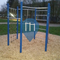 Geestland - Parcours Sportif - Oberschule Langen Workout