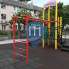 Tai Po - Exercise Stations - Kam Shek New Village Playground