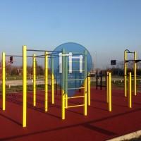 Svätý Jur - Parque Calistenia - Pri štadióne