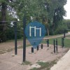 Denver - Calisthenics Park - James A. Bible Park