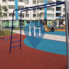 Singapore - Outdoor-Fitness-Anlage - Kallang