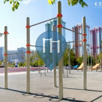 Moskau - Workout Park - Kenguru.Pro