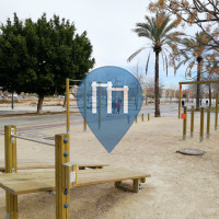 Valencia - Outdoor Fitness Park - Quatre Carreres
