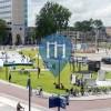 徒手健身公园 - 乌得勒支 - Sportcontainer Jaarbeursplein Utrecht