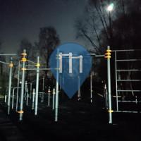 Rīga - 徒手健身公园 - Lukoil