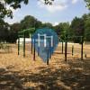 Lokeren - Calisthenics Park - Stedelijk Bospark